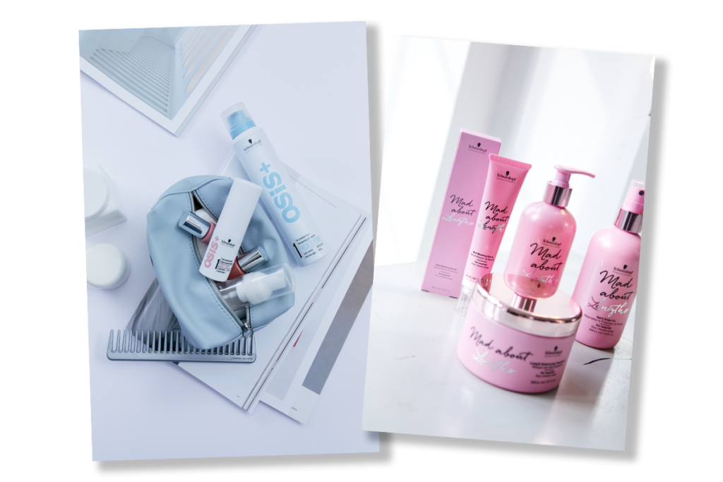 Schwarzkopf Professional support partner salons with home delivery direct to their clients' doors 2