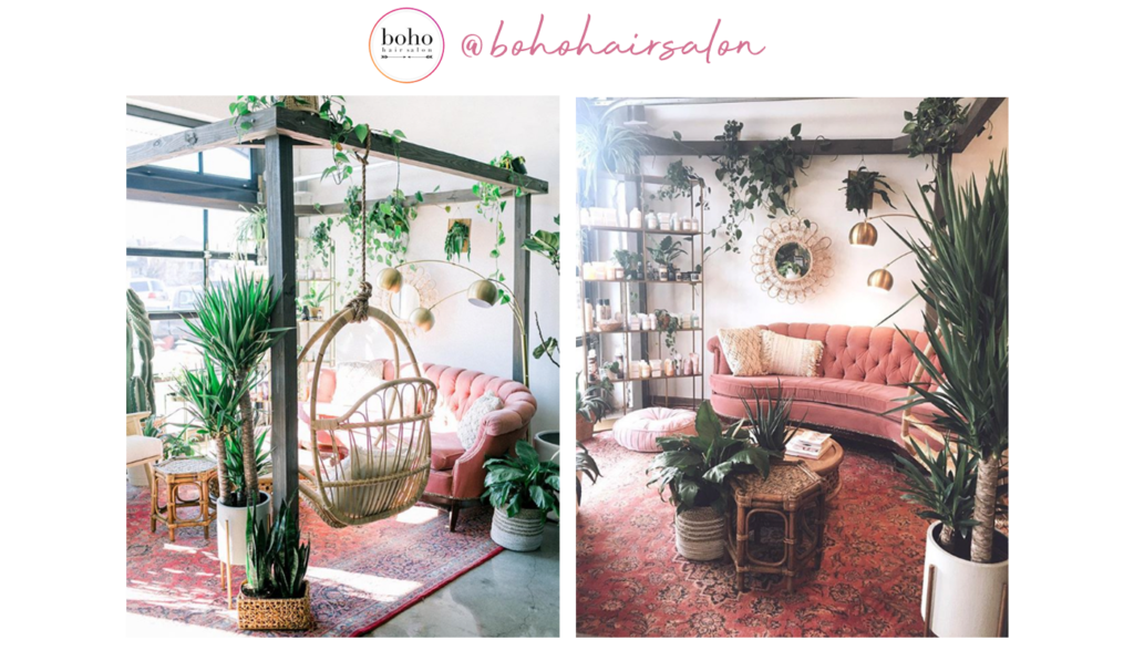Six insta-worthy salons to keep you inspired 1