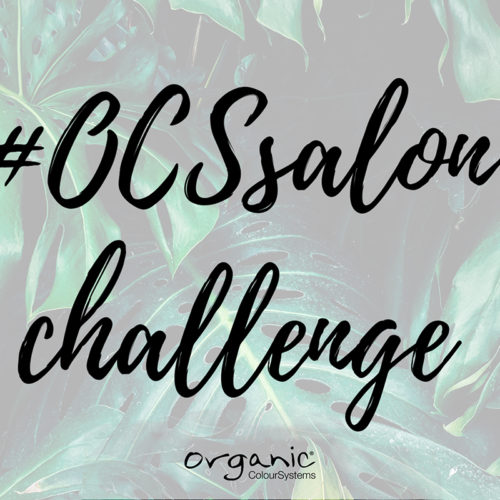 Organic Colour Systems launches #OCSsalonchallenge