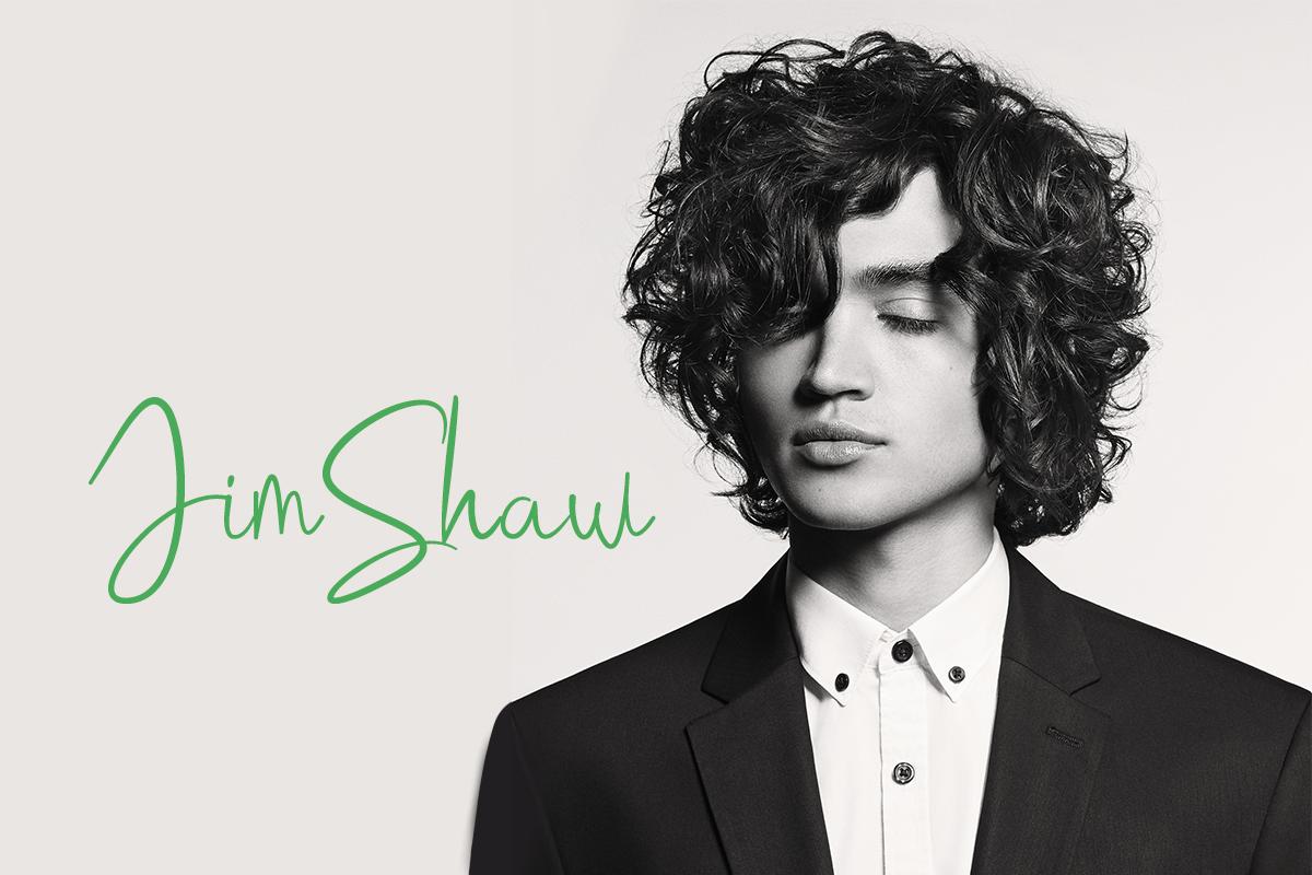 Jim Shaw Long Hair On Men Professional Hairdresser