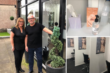 Preparing for the New Normal – A Salon Owner's Journey