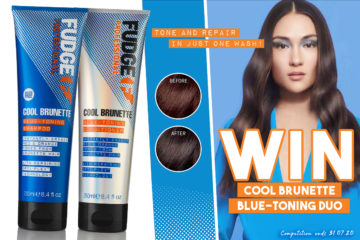WIN | Clean Blonde Damage Rewind Duo from FUDGE Professional  Copy
