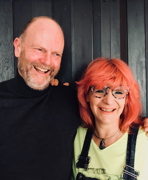 World Environment Day 5th June 2020 by Anne Veck and Keith Mellen of Anne Veck Salons, Oxford