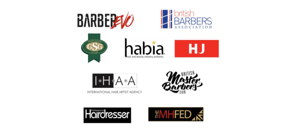 Affiliate Supporters of The Hair and Barber Council