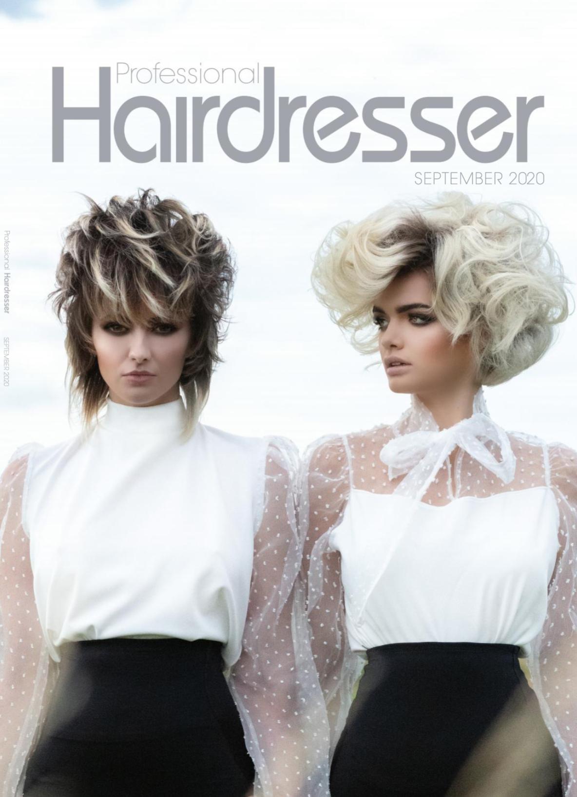 Professional Hairdresser September 2020