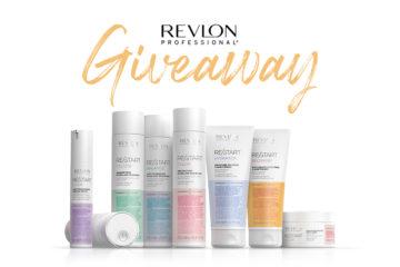 WIN | Revlon Professional's brand new hair care rangeRE/START