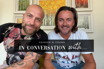 Hooker & Young | In Conversation with... Themselves!