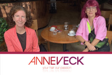 Local MP meets Anne Veck for Hairdressing Briefing