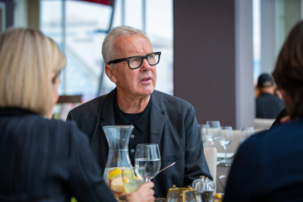 Hooker & Young | In conversation with... Andrew & Liz Collinge 1