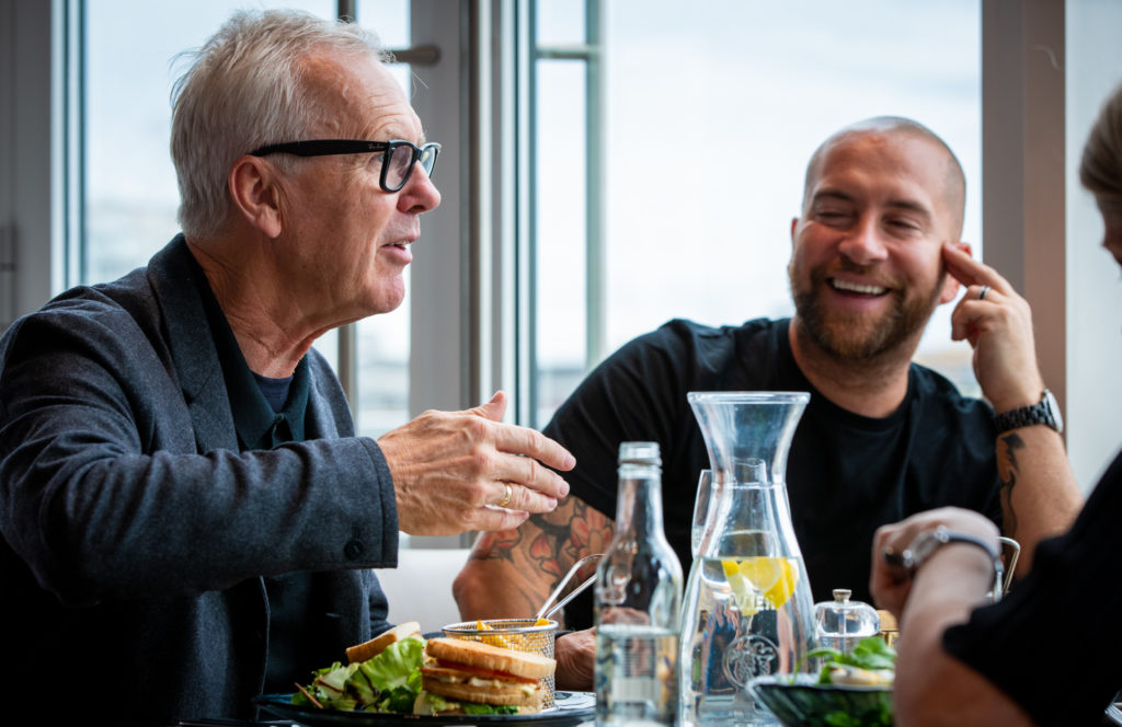 Hooker & Young | In conversation with... Andrew & Liz Collinge 6