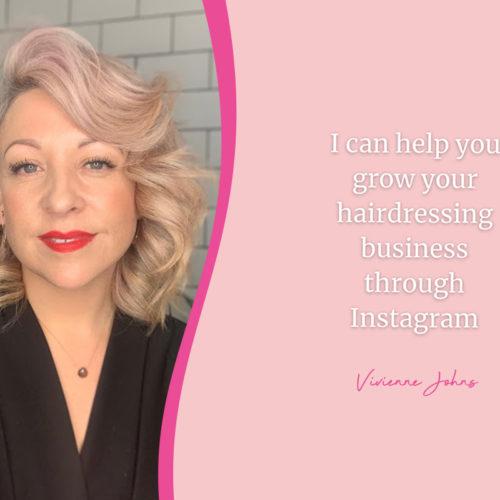 How to promote a small salon through social media