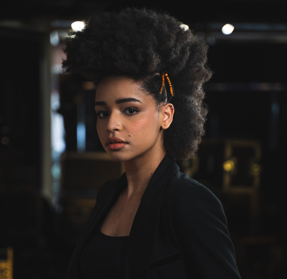 An evening with ghd and Charlotte Mensah 1