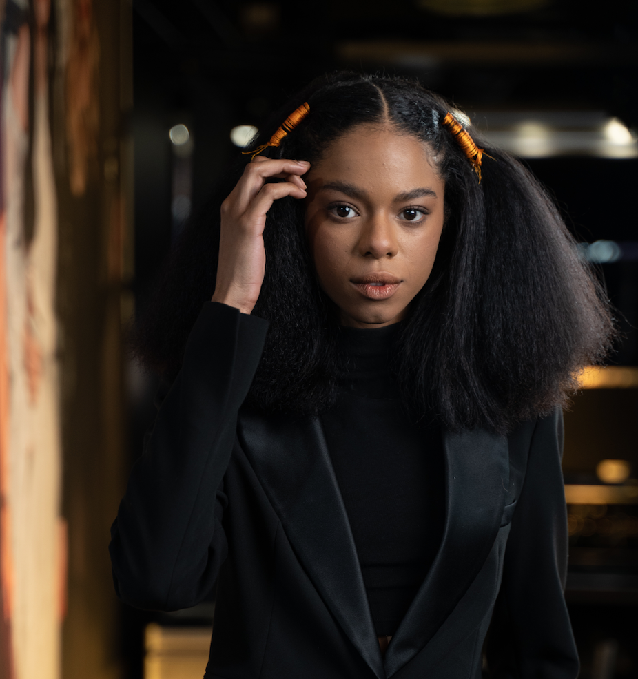 An evening with ghd and Charlotte Mensah