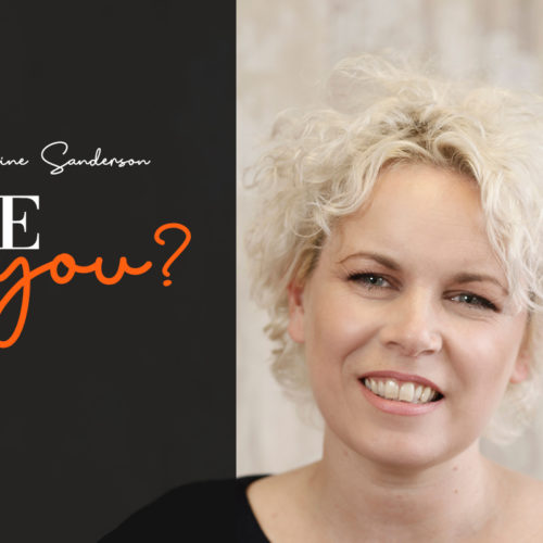 Caroline Sanderson | Are you… Seeing the opportunity in these tough times?