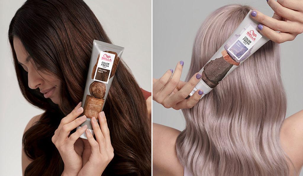 Wella Professionals new Color Fresh Masks will help build customer retention