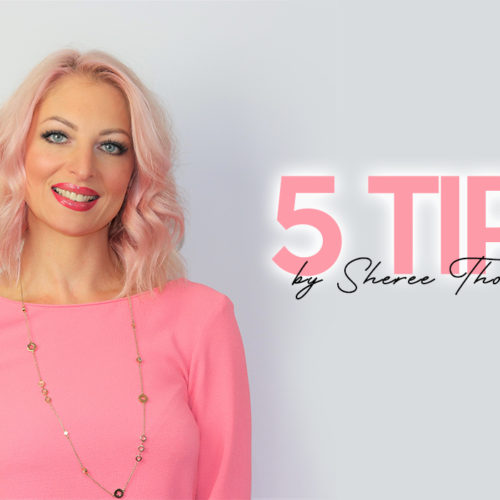 5 tips for getting the most out of education by Sheree Thompson of Siren Bridal Hair Art 1