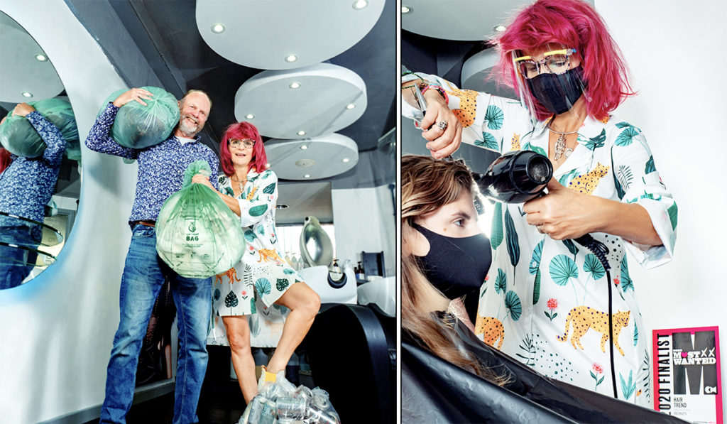 Anne Veck's resolutions to support salons' sustainability goals