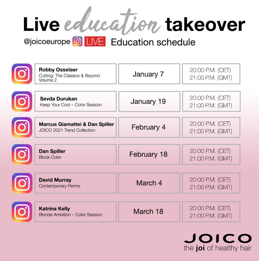 Live Education Takeover