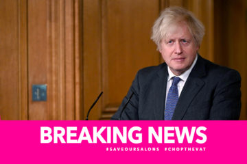 Boris Johnson announces hair salons in England can re-open on April 12th