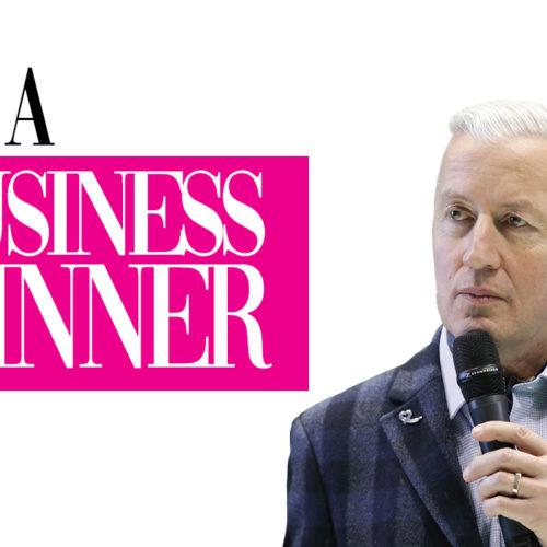 Be a business winner | David Drew
