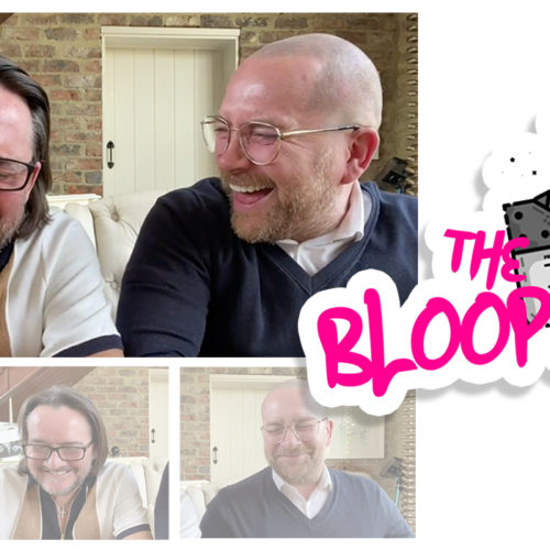 A little Easter treat for you… | Hooker & Young The Bloopers!