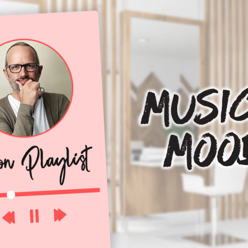 Curating the perfect salon playlist | Paul Falltrick