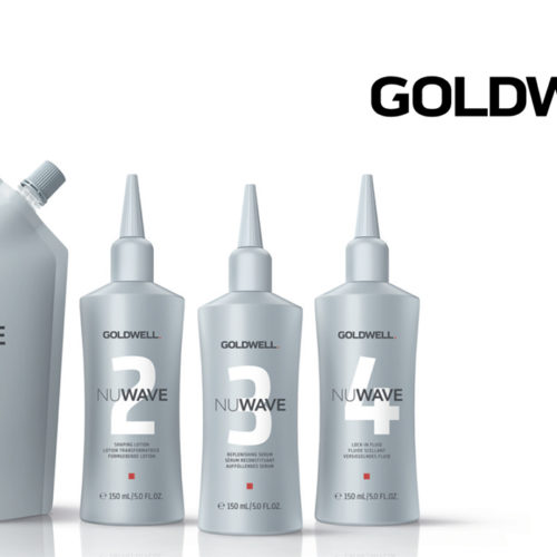 Effortless Waves with Goldwell's NEW Wave Revolution