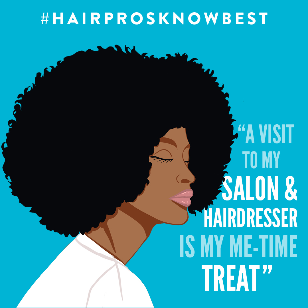 L'Oréal Professional Products Launches #HAIRPROSKNOWBEST campaign 1