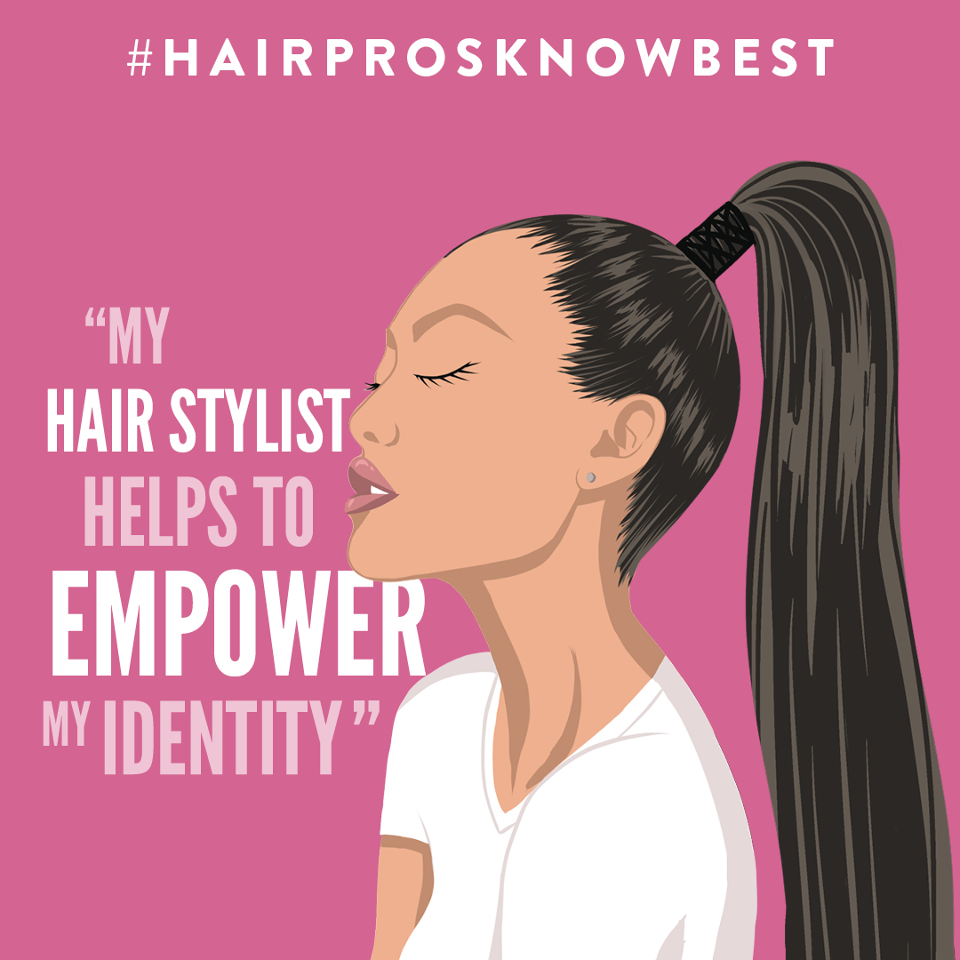 L'Oréal Professional Products Launches #HAIRPROSKNOWBEST campaign 4