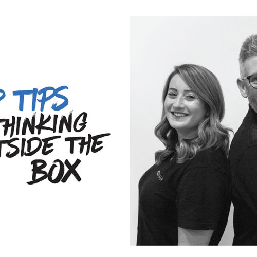Top Tips for Thinking Outside the Box