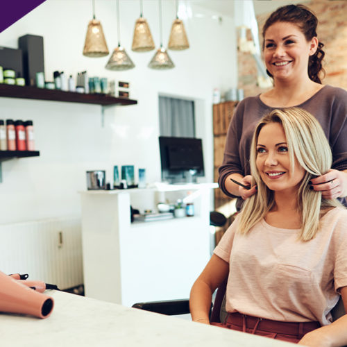 Who are Customers Most Loyal to? Their Hairdresser of course!