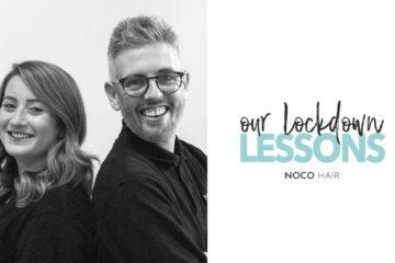 4 Things we learnt over lockdown | NOCO Hair