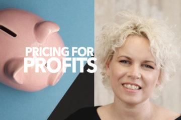 How to price for profit | Caroline Sanderson