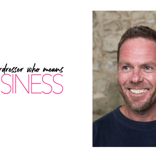 The Hairdresser who means Business | Phil Smith