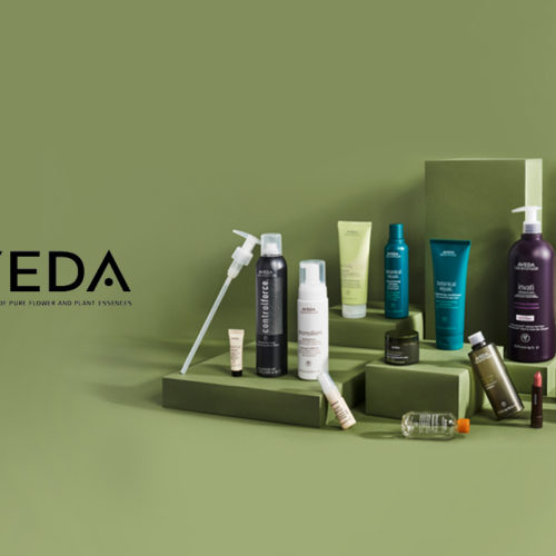 Aveda Introduces Takeback Programme + New Refillable Pouches