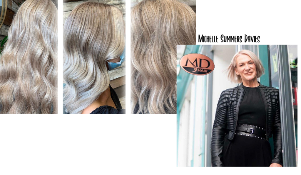 Common blonde mishaps and how to solve them by Michelle Summers Davies 1