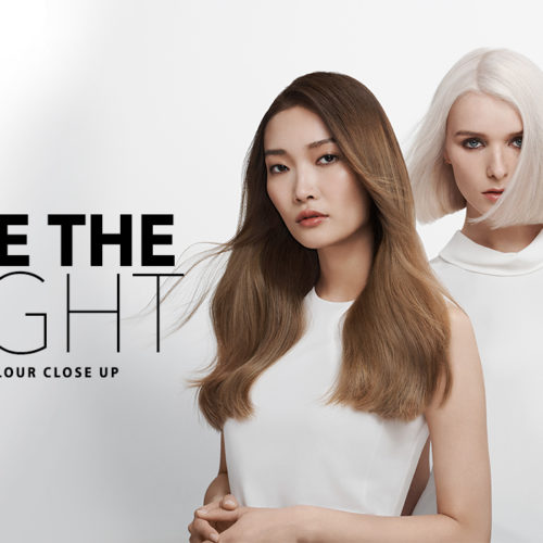 Enter a new dimension of lightening with Goldwell's latest launch 1