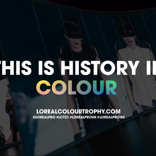 L'Oréal Colour Trophy | Celebrating 65 Years