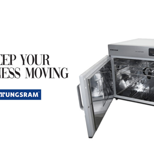 Protect your employees and clients with highly effective UV-C disinfection by TUNGSRAM