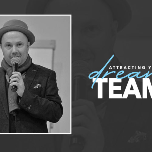 5 ways to attract your dream team with Phil Collins