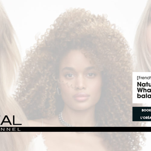 L'Oréal Professionnel Paris Launches 'French Balayage - Only In Salon' 1