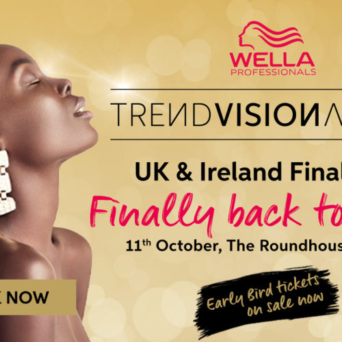 TrendVision Award 2021 UK & Ireland Final is Back with Early Bird ticket offer!