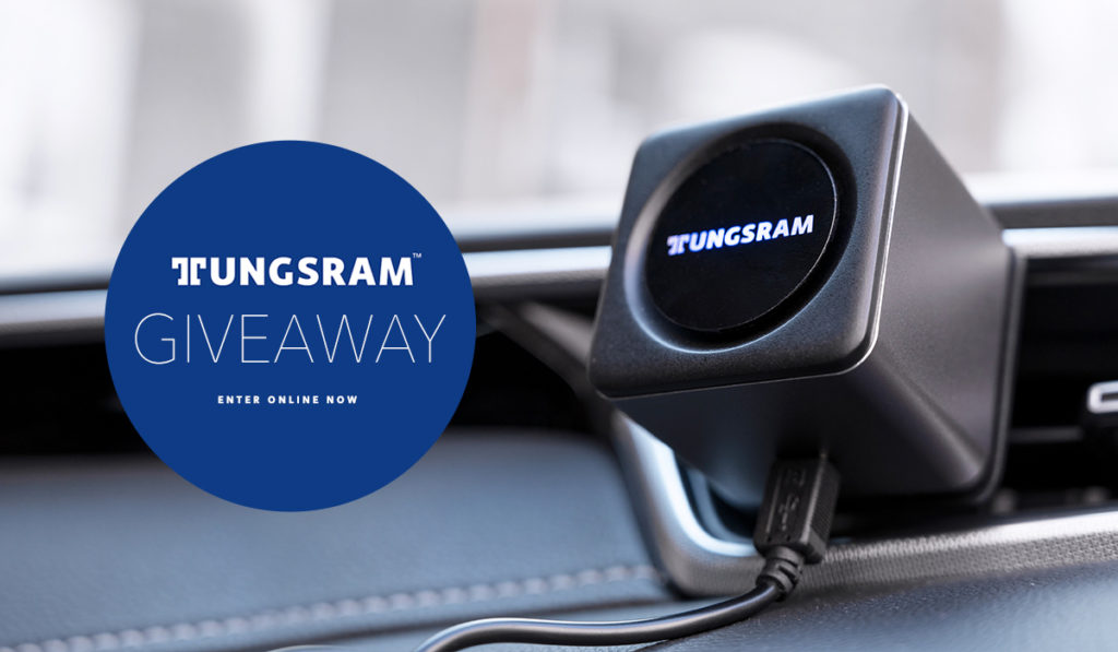 Win a UV Air Purifier Cube courtesy of Tungsram! | GIVEAWAY