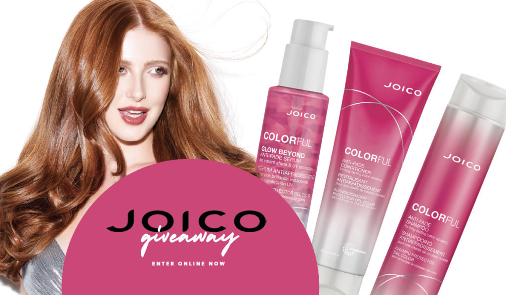WIN The new Colourful Collection by JOICO
