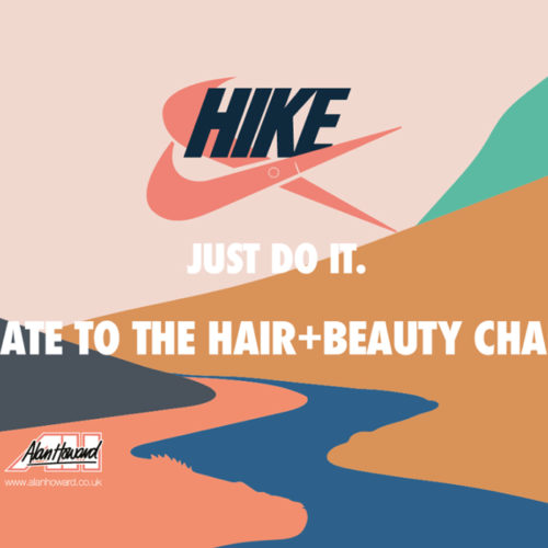 Alan Howard team to take on 127-mile Hike for Hair!