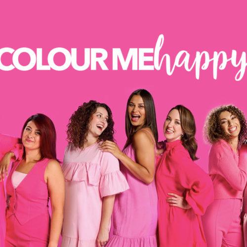 Colour Me Happy this autumn with Matrix