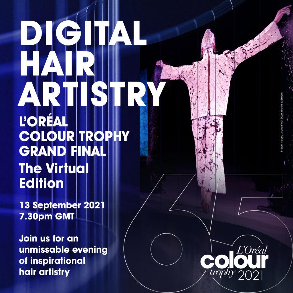 It's on Monday – book your tickets! | The L'Oréal Colour Trophy 1