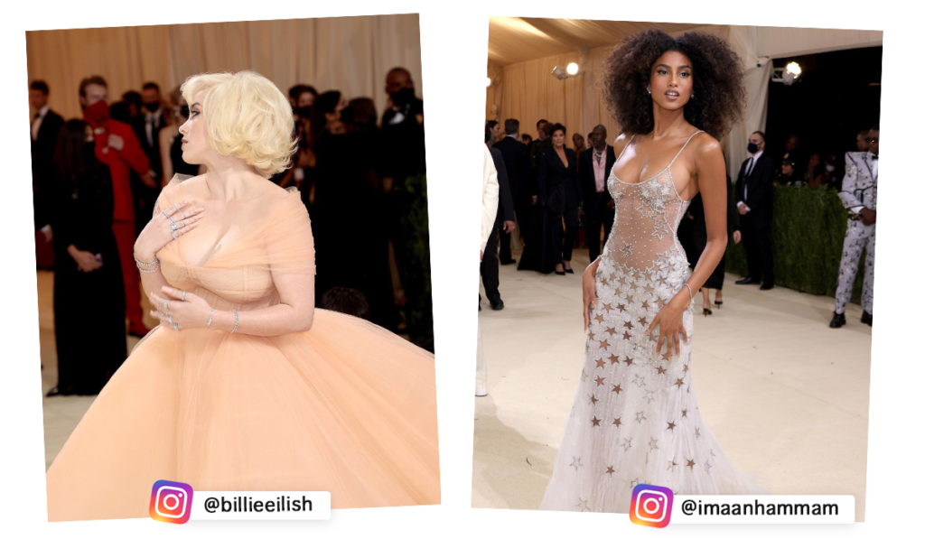 The Industry Take on the 2021 Met Gala 2
