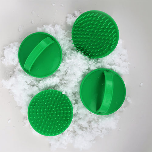 Denman International recycles PPE waste into brushes and combs 1